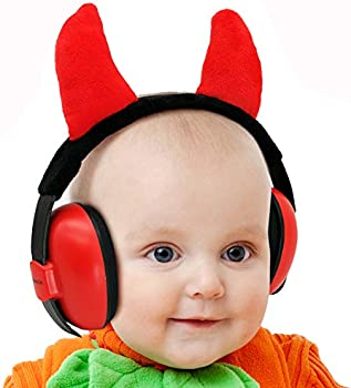 Pormucal Baby Ear Protection Ear Muffs