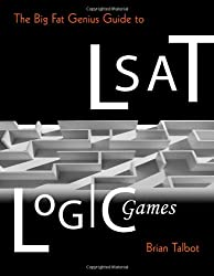 Best lsat strategy guides on amazon the big fat genius guide to lsat logic games brian talbot mariya ishkhanova malvernweather Image collections