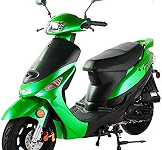 TAO SMART DEALSNOW Brings Brand New 50cc Gas Fully Automatic Street Legal Scooter TaoTao ATM50-A1 with TRUNK Included - - Blanco White