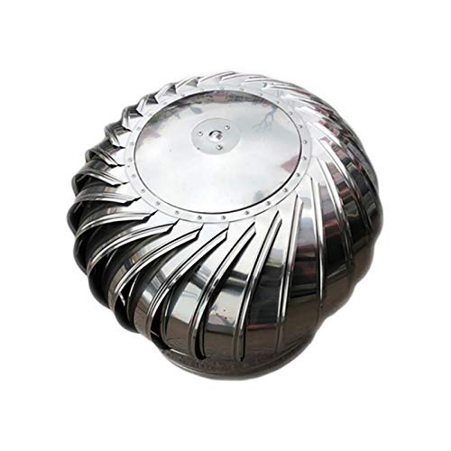 QWEASDF Accesorio de la Chimenea Gorra de la Chimenea de la Chimenea Sombrero de Lluvia Capucha de Techo Acero Inoxidable Cubierta de Chimenea Hat (110-400mm),300mm