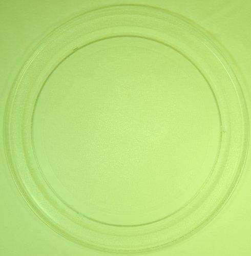Mikrowellenteller / Drehteller / Glasteller für Mikrowelle # ersetzt Fagor Mikrowellenteller # Durchmesser Ø 36 cm / 360 mm # Ersatzteller # Ersatzteil für die Mikrowelle # Ersatz-Drehteller # OHNE Drehring # OHNE Drehkreuz # OHNE Mitnehmer