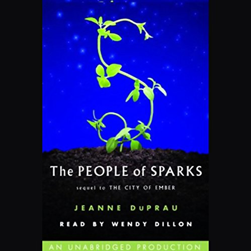 The People of Sparks audiobook cover art