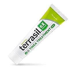 small Terrasil Tinea Treatment MAX – 6x faster, patented natural therapeutic antifungal.