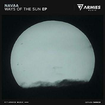 Ways of The Sun EP