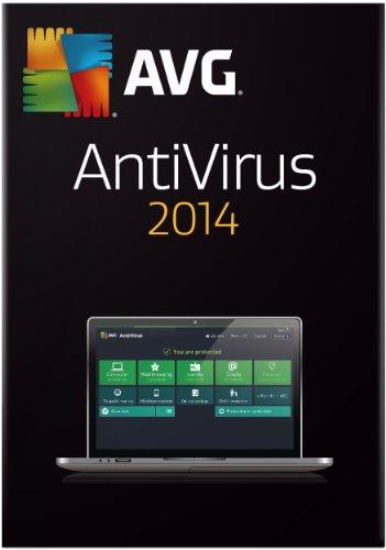 AVG Anti Virus 2014 - 3 User - 1 Year [import anglais]