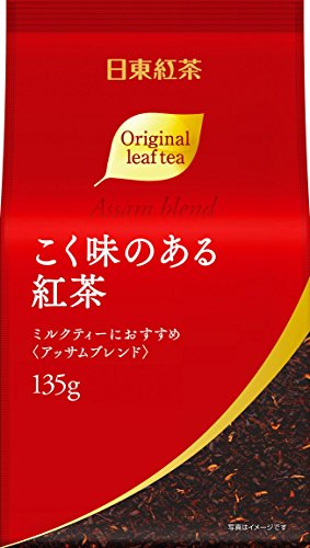 三井農林『日東紅茶こく味のある紅茶アッサムブレンド』