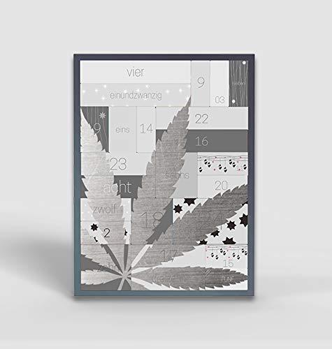 HanfMed Adventskalender 2020 Silber Edition