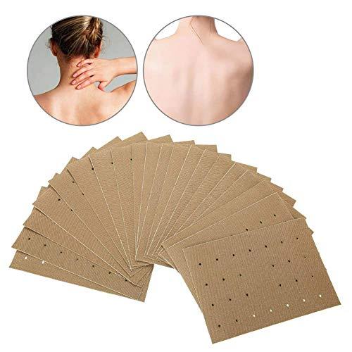 Moxibustion - Adhesivo para alivio del dolor (20 piezas, autocalentador, alivio del dolor, moxibusción, alivio del dolor, alivio del dolor de hombro, alivio del dolor)