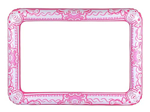 Classy Hen Pink Giant Inflatable Selfie Picture Frame