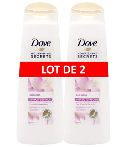 Dove Secrets de Cuidado Champú Lotus 250 ml –...