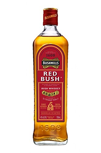 Bushmills Red Bush Irish Whiskey - 700 ml
