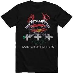Camiseta - Unisex - Bravado Uomo Metallica-Master Of Puppets
