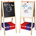 Cra-Z-Art 3-in-1 Smartest Artist Standing Easel Chalk Board