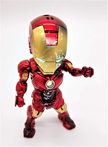 Prodigy Toys Injured Iron Man Through Avengers End Game / Iron Man Figure (Batteries Included!)