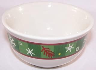 longaberger holiday bowl