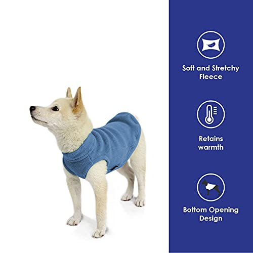 Product Image 3: Gooby Stretch Fleece Vest Dog Sweater