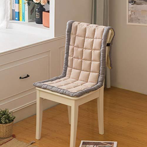 Stoel Pad Stoel Kussensloop, Kussens voor Keuken Stoelen Vierkant Niet Slip Seat Pads - Wasbaar - Voor Wicker Stoel Stoel - Binnen/buiten