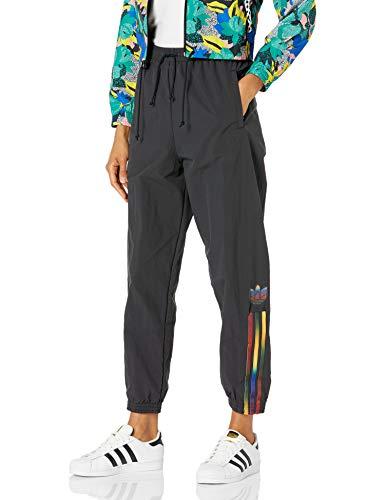 adidas Originals womens Track Pants Black Large