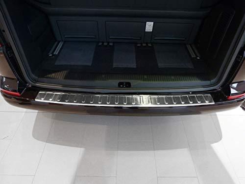 tuning-art BL915 Ladekantenschutz mit 3D Profil Fahrzeugspezifisch Abkantung