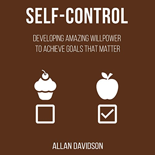 Self-Control audiobook cover art