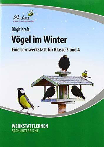 Vögel im Winter (PR): Grundschule, Sachunterricht, Klasse 3-4