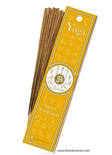 Surya Namaskar Yoga Incense 10sticks Fleur d'Orient