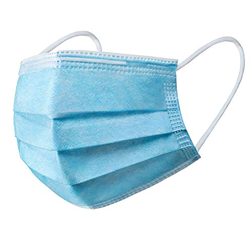 10 x Mundschutz, Staubschutz – Einweg Mundbedeckung aus Vlies (Versand aus Deutschland)