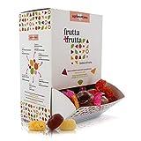 Agrimontana Caramelos Blandos de Gelatina con Expositor - Contiene 1 Kg de Gominolas Envueltas Individualmente