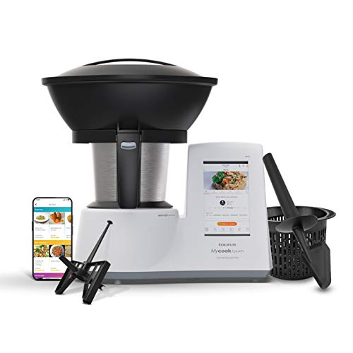 Taurus Mycook Touch Unlimited Edition - Robot de Cocina, wif