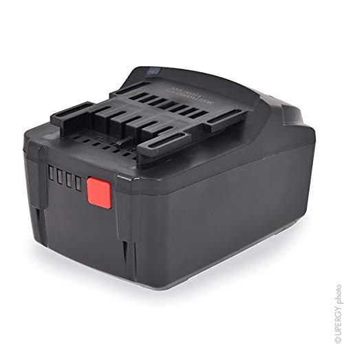 NX - Batería Atornillador, taladradora, Perforadora… - High Capacity 18V 3Ah - 6.25455 ; 6.25367