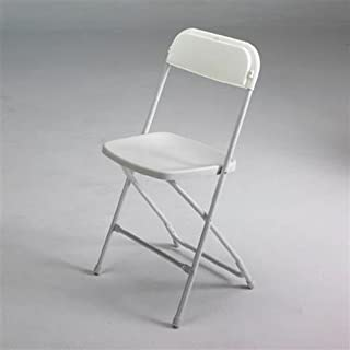 Amazon.es: silla plegables blanca - Sillas / Muebles y ...