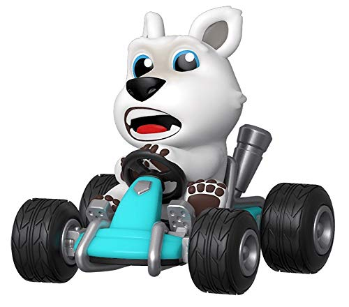 Crash Bandicoot CTR Crash Team Racing Nitro-Fueled - Polar Vinyl Figure