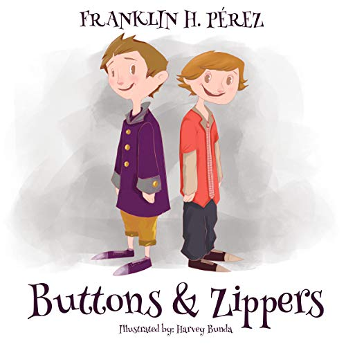 Buttons & Zippers audiobook cover art