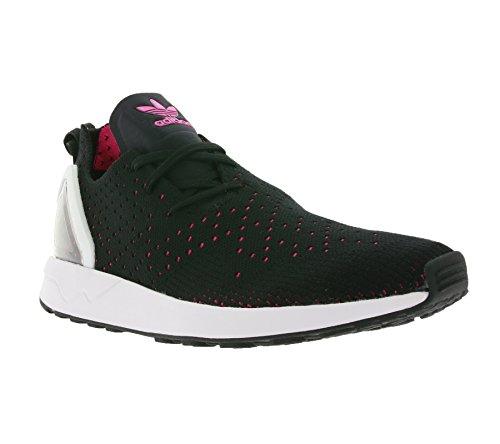 adidas Originals ZX Flux ADV ASYM Schuhe Sneaker Turnschuhe Schwarz S79063, Größenauswahl:41 1/3