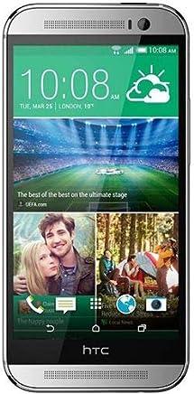 HTC One M8 Eye 4G LTE 16GB - Glacial Silver
