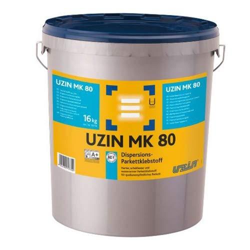 Uzin MK 80 Dispersions Parkettklebstoff 16kg