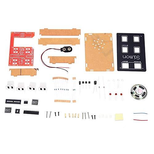 Relais DIY Spielekonsole DIY Simon Game Machine Production Kit Elektronik