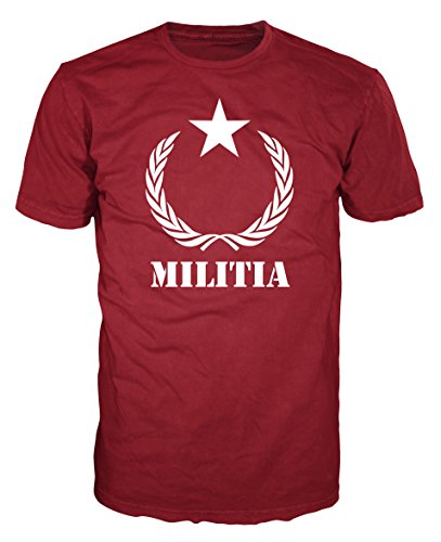 Dalesbury Militia jas van Arms Nostalgia T-Shirt [Kies maat & kleur]