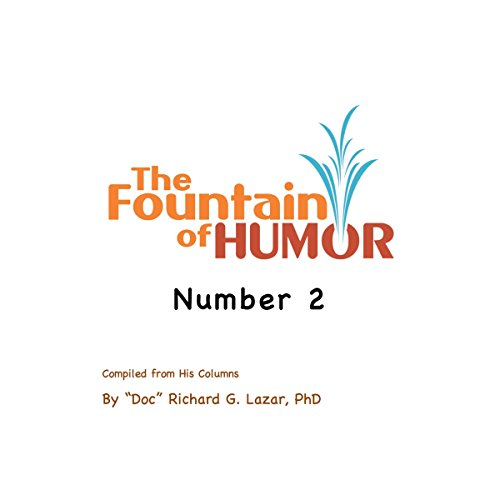 The Fountain of Humor Number 2 audiobook cover art