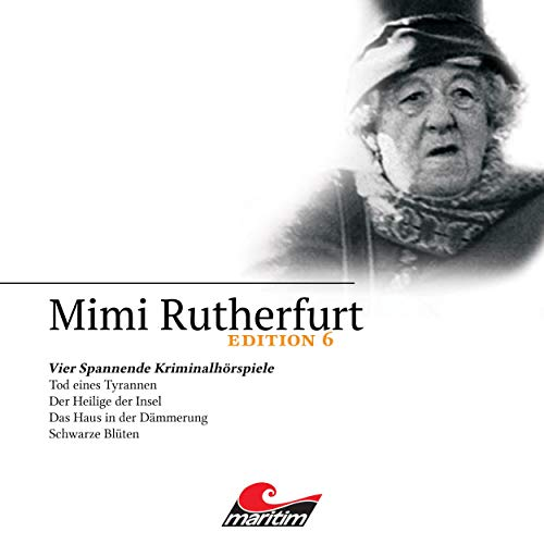 Mimi Rutherfurt Edition 6 cover art