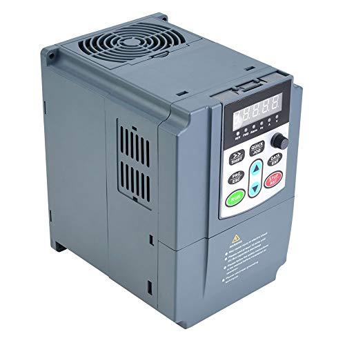 Changor Vfd Inversor, con El plastico Voltaje Regulación 50Hz 2.2kw Vfd Inversor por Automático