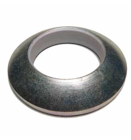 Reidl Kugelscheiben 13 mm Außendurchmesser 24 DIN 6319 Stahl galv. verzinkt farblos 10 Stück