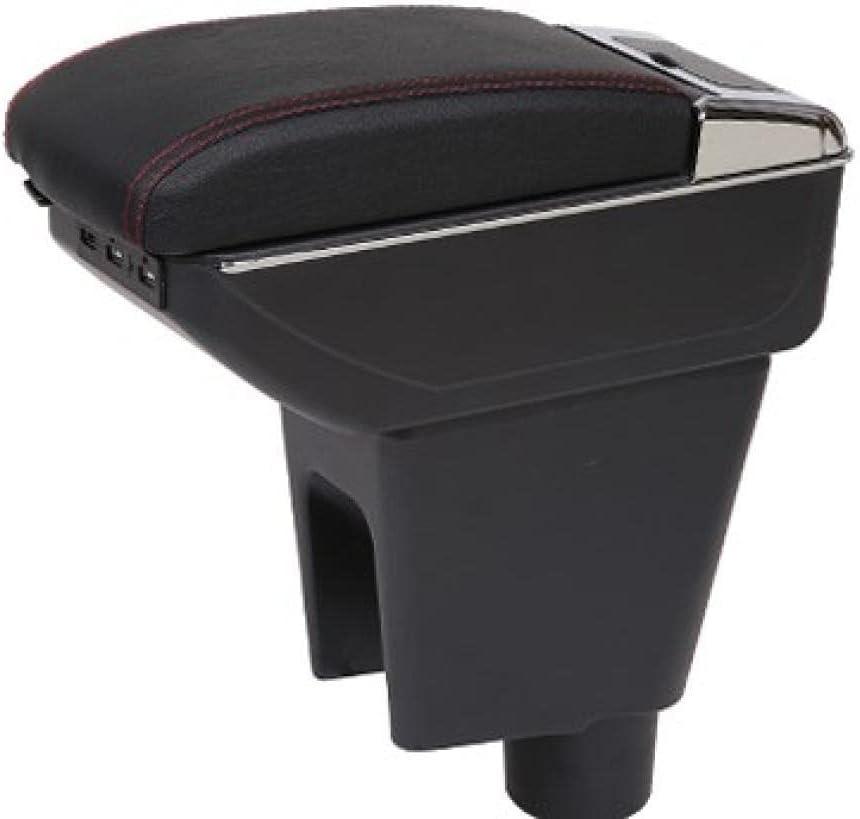 In stock Delxwz for Chevrolet Spark outlet 2010 2012 C Box Universal Car Armrest