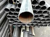 Tubo de acero galvanizado estructura línea barandilla...