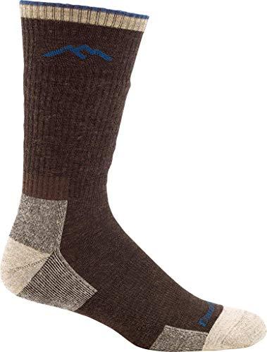 Darn Tough Boot Cushion Sock - Men's Chocolate Large
