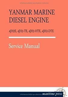 Yanmar Marine Diesel Engine 4jh2e, 4jh2-Te, 4jh2-Hte, 4jh2-Dte (2013-05-07)