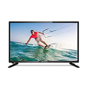 FERGUSON 55 inch Smart 4K LED TV with Freeview HD, WIFI, 3 x HDMI, USB, 4K UHD, NETFLIX, Prime, YouTube, CATCH Up TV – BRITISH MANUFACTURER