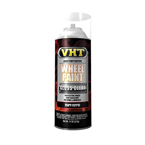 VHT ESP184007 Clear Coat Wheel Paint Can - 11 oz.