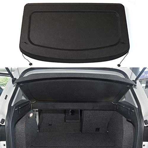 BOPARAUTO Cargo Cover for VW Volkswagen Tiguan Accessories With Water Proof 10-15 2016 2017 Rear Trunk Shade Cover(Can Withstand The Load)