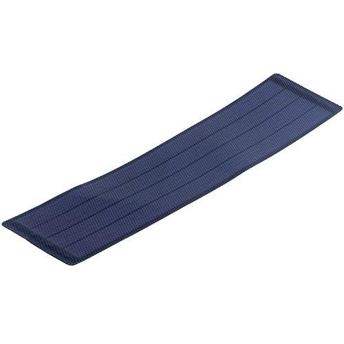 Lopbinte 2W 6V flexibles Solarzellen-amorphes Silikon-faltbares Solarmodul DIY Solarladegeraet fuer 3.7v super duennes wasserdichtes 1 Stueck